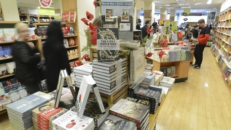 2015 sales figures make pleasant reading for Irish booksellers and publishers | The Irish Literary Times | Scoop.it