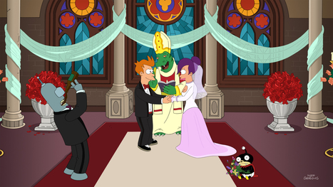 TV THIS WEEK: Futurama ends forever, a Wilfred finale and more! | Cartoons for Kids | Scoop.it