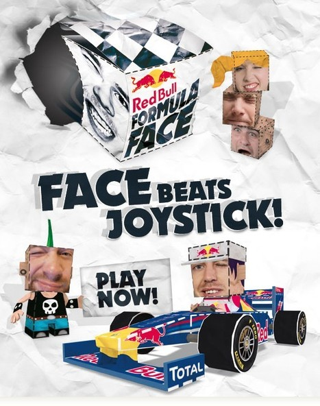 Red Bull réalise un advergame en réalité augmentée | La réalité augmentée | Scoop.it