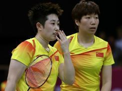 London Olympics badminton scandal raises ethical issues | Ethics & Morals in Sports | Scoop.it