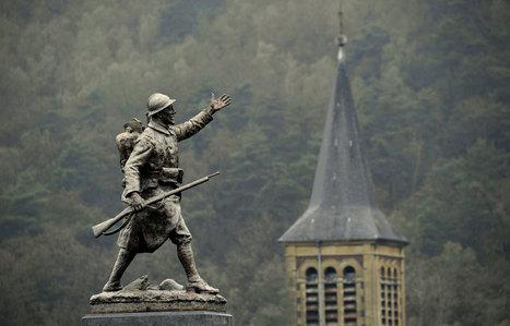 11-Novembre, la bataille de tranchées pour le centenaire - leJDD.fr | 1ère guerre mondiale | Scoop.it