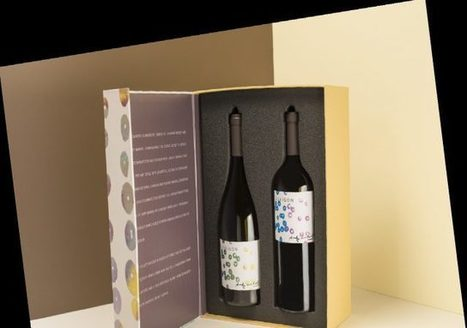 Warhol's #wine : Cuvaison and the Andy Warhol Foundation partnership | Vitabella Wine Daily Gossip | Scoop.it