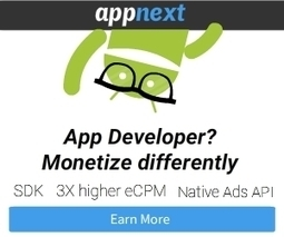 Mobile ad tracking platform AppsFlyer raises $20m in latest funding round | FromWeb2Mobile | Scoop.it