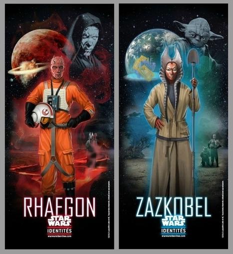 Star Wars, en quête de nos identités - Lumières de l'ombre | The Blog's Revue by OlivierSC | Scoop.it