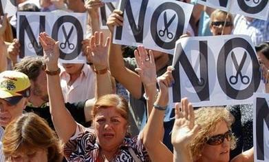'Recessions can hurt, but austerity kills' | Political world | Scoop.it
