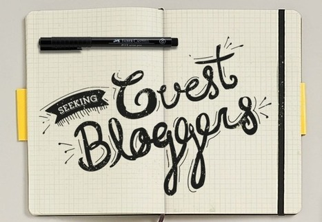 How Guest Posting Helps You To Increase Online Influence - Blog Cooters | Effective Article Writing | Scoop.it