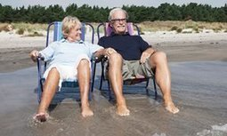 People get happier as they approach 70, study finds | Intermediate news | Scoop.it