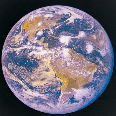 Estructura y composición de la Tierra en Kalipedia.com   ciencias sociales David G   Scoop.it