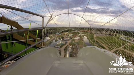 Will You Ride The World's Tallest Water Slide? | Writing, Research, Applied Thinking and Applied Theory: Solutions with Interesting Implications, Problem Solving, Teaching and Research driven solutions | Scoop.it