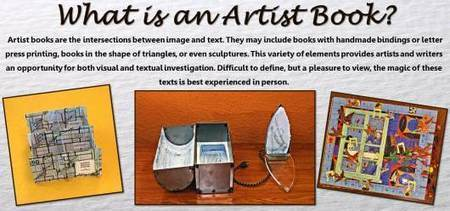Tactile Texts: Artist Books & Faculty/Student Engagement | Librarianship & More | Scoop.it