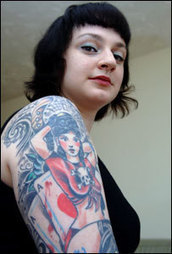 Tattoo discrimination in the workplace for Tattoos in the workplace discrimination