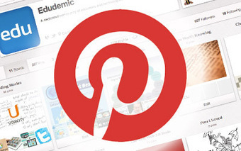 The 20 Best Pinterest Boards About Education Technology | Edudemic | Trends in e-learning | Scoop.it