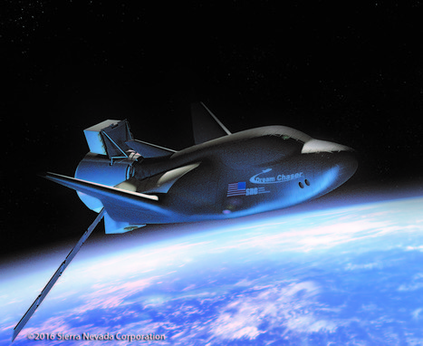 Sierra Nevada Corp. is working with U.N. on global space program for Dream Chaser | The NewSpace Daily | Scoop.it