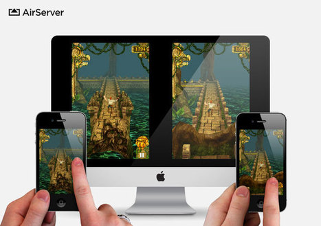 AirServer - The most advanced AirPlay receiver for Mac and PC. | Las herramientas del Community Manager | Scoop.it