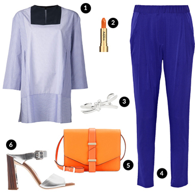 How To Wear Your Holiday Tunic in The City | Styloko Ltd | Scoop.it