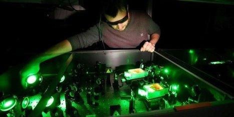 La filière laser a créé 10 000 emplois en Aquitaine en dix ans | L'Optique-Laser à Bordeaux et en Gironde | Scoop.it
