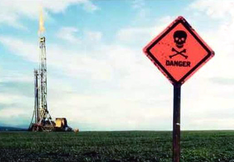 Fracking on College Campuses Increases Nationwide | EcoWatch | Scoop.it