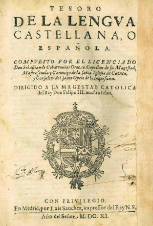 The first dictionary was in Spanish | Vibraciones | Scoop.it