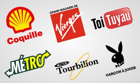 Top 52 des logos mondialement connus littéralement traduits en français | 16s3d: Bestioles, opinions & pétitions | Scoop.it