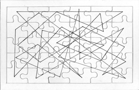 julien nedelec puzzle | everything-is-art | Scoop.it