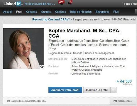 LinkedIn : 15 ressources pour devenir pro | Time to Learn | Scoop.it