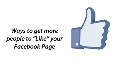 Learn 20 Effective Ways To Increase / Promote Facebook Likes [ Part I] | eTechistan | Android Apps And Goolge Tricks | Scoop.it