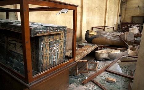 Tutankhamun's sister goes missing - Telegraph.co.uk | Ancient Egyptian World | Scoop.it