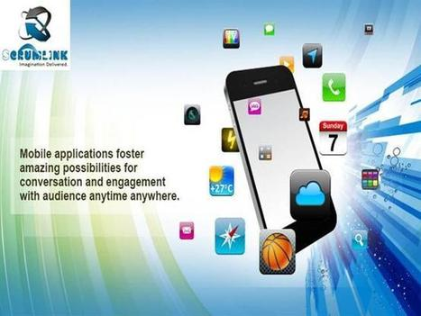 Scrumlink: Mobile Application Development Companies Ppt Presentati.. | Mobile Application Development Companies | Scoop.it