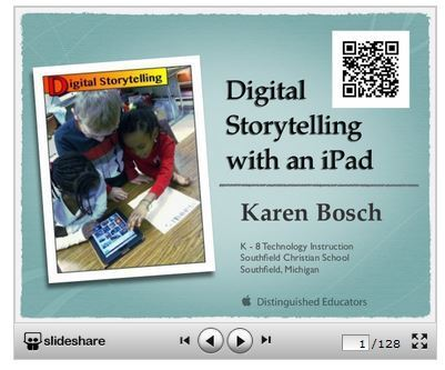 A Great Presentation On The Use of iPad for Digital Storytelling ~ Educational Technology and Mobile Learning | IKT och iPad i undervisningen | Scoop.it
