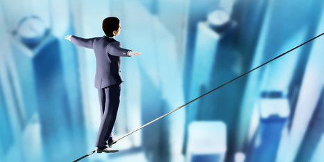 Infographic: 7 Ways to Walk the Content Marketing Tightrope | digital marketing strategy | Scoop.it
