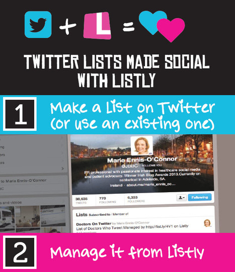 Twitter Lists: Love, Hate, Hot or Not? Let Us Change Your Mind | UGC list creation, content curation & crowdsourcing. | Information Coping Skills | Scoop.it