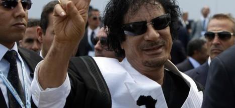 Le chef de la fausse révolution libyenne admet que Kadhafi n'a pas tué de manifestants | Saif al Islam | Scoop.it