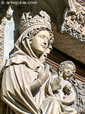 Escultura Gótica | Minerva | Scoop.it