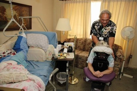 Hospice patients find relief in massage - Tulsa World | Massage Therapy | Scoop.it