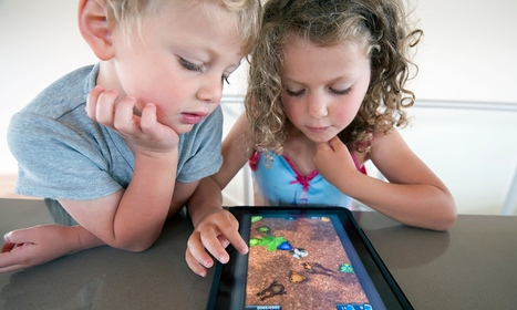 Ofcom: six-year-olds understand digital technology better than adults | Social Business | Scoop.it