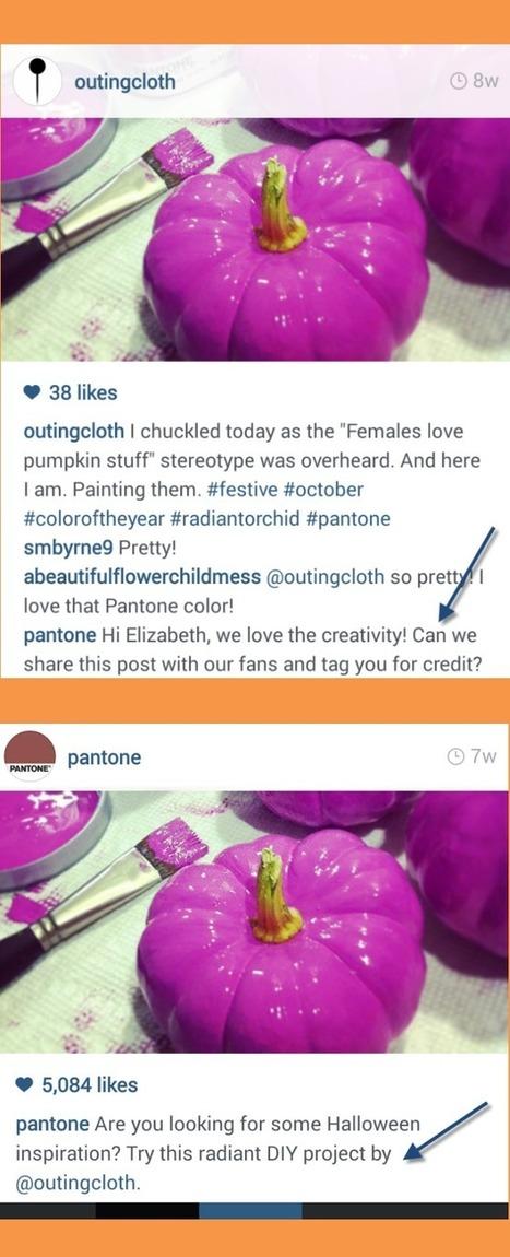 5 moyens d'obtenir plus de followers sur Instagram | Outils CM | Scoop.it
