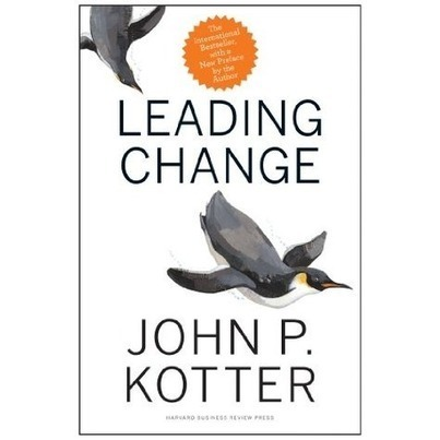 Leading Change [with a New Preface]   Books That Made Me Think Differently   Scoop.it