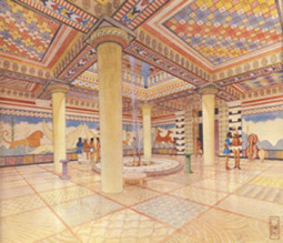 How ancient artists used palace floor as a creative canvas   Ancient Greece History   Scoop.it
