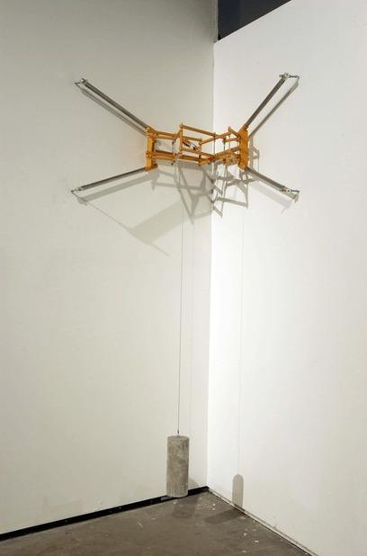 Dan Grayber: Corner Mechanism #4   Art Installations, Sculpture, Contemporary Art   Scoop.it