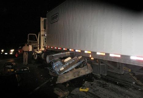 210 Freeway Mazda Car, Big Rig Crash Shuts Down Traffic | Personal Injury and Accident Law | Scoop.it