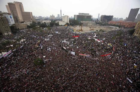 Year four: The seasons turn on the Arab Spring - Aljazeera.com | Arab Spring: a mitigated success | Scoop.it