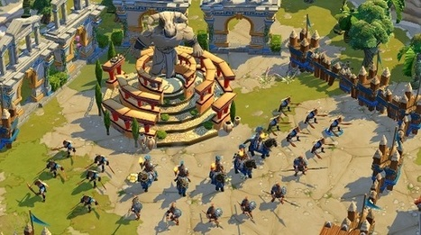 Clase de Historia con 'Age of Empires' | EduTIC | Scoop.it