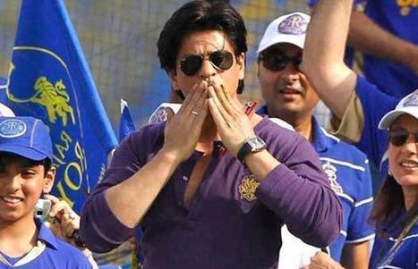 Shahrukh is All Set With KKR's New Anthem! - Enjooll | Enjooll Entertainment Ka Naya Funda | Scoop.it