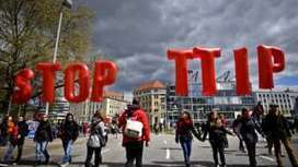 TTIP trade talks: Greenpeace leak 'shows risks of EU-US deal' - BBC News | Economics News and Data | Scoop.it