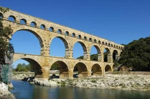 Le pont du Gard | GenealoNet | Scoop.it