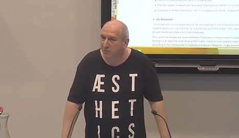 Michel Bauwens's presentation on co-operatives Flinders Univ. | Peer2Politics | Scoop.it