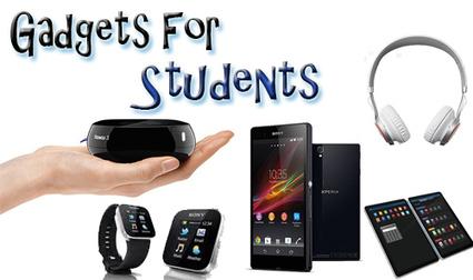 Weird Gadget: Gadgets for Students | Best Gadgets | Scoop.it