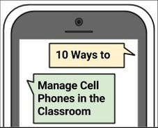 Instructional Fluency: 10 Ways to Manage Cellphones in the Classroom | Edtech PK-12 | Scoop.it