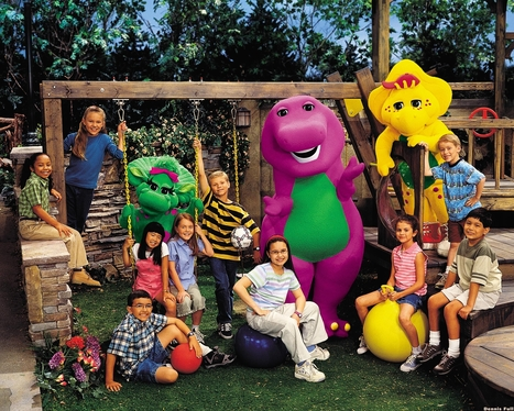 Children's Educational Television   The Evolution of Children Television Shows   Scoop.it