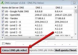 DNS Jumper - Corso di Ottimizzazione del Computer | ComputerOptimization | Scoop.it